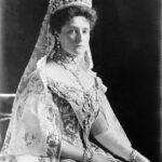 Alexandra Fjodorowna, geborene Alix von Hessen-Darmstadt, Gattin des letzten Zaren