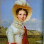 Katharina Pawlowna wurde 1816 die zweite Ehefrau des Württembergischen Königs Wilhelm I.