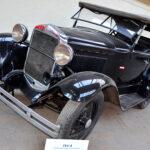 Auch er lief in den Gorkier Automobilwerken in Serie vom Band: der GAZ A. Quelle: Sergey Korovkin/Wikimedia Commons
