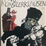 Von Peter Peter wärmstens empfohlen: Kaschemmen, Klubs und Künstlerklausen. Leicht abgegriffener Buchtitel, offenbar vielfach gelesen