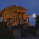 Katharinas Grabkapelle auf dem Württemberg, gebaut von den Untertanen Wilhelms, aus Liebe oder schlechtem Gewissen – oder beidem
