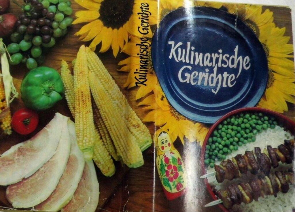 Sowjetische Küche in der DDR