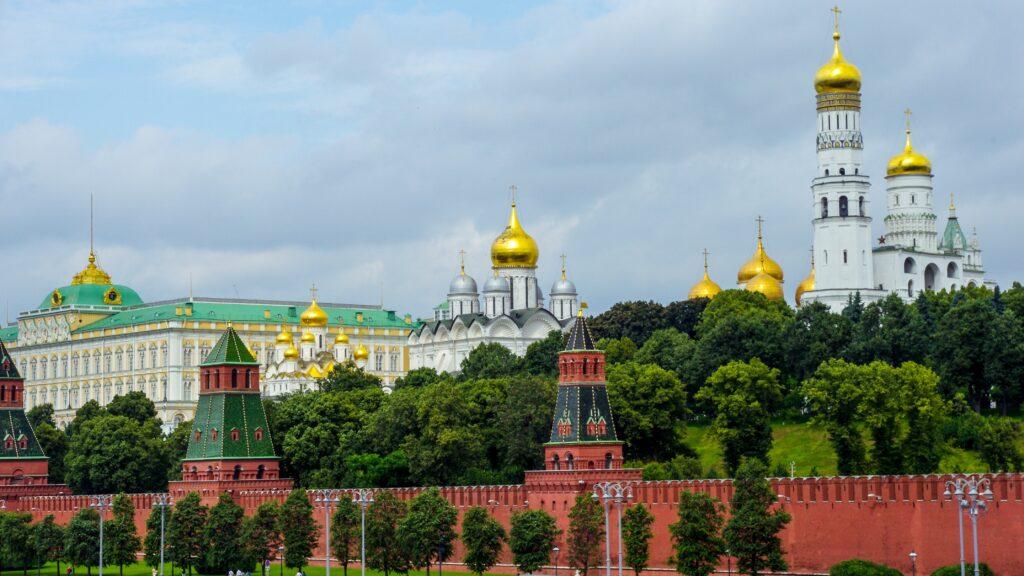 Kreml Putin