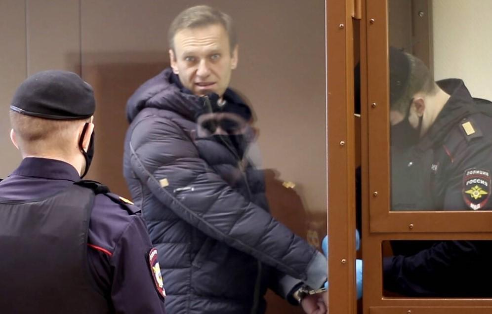 Erneut vor Gericht Nawalny am 16. Februar