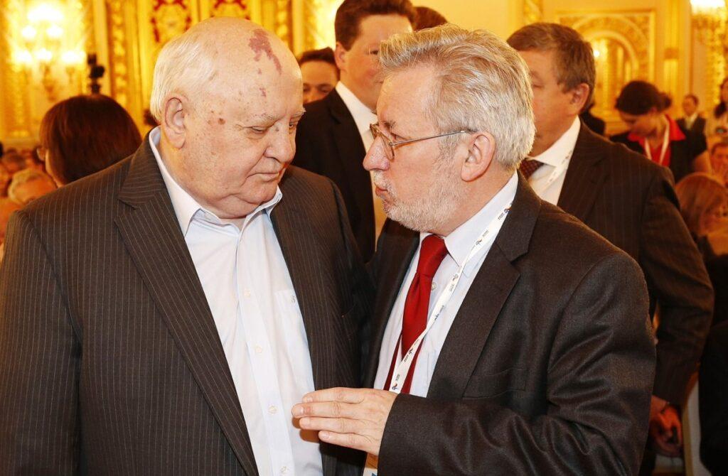 Gorbatschow Grotzky