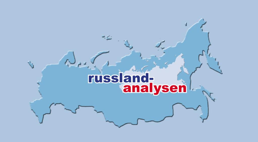 Russland-Analysen Logo