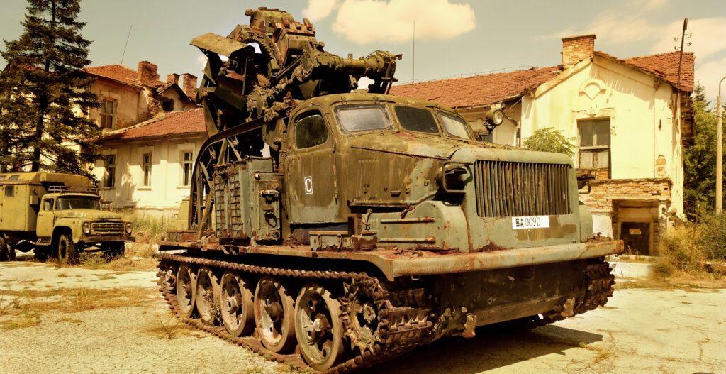 Warschauer Pakt, BTM-3 Grabenbagger