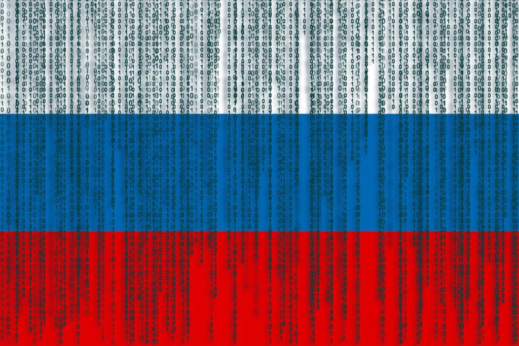 Russland souveränes Internet