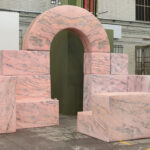 1. Andreas Angelidakis: Installation