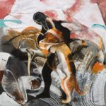 5. Adrian Ghenie: Untitled (after Rousseau)