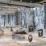 """10. Anselm Kiefer: """"Winterreise"""", Installation"""