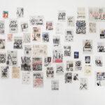 17. Dan Perjovschi: Installation