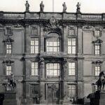 Die Rossebändiger vor dem Berliner Schloss.