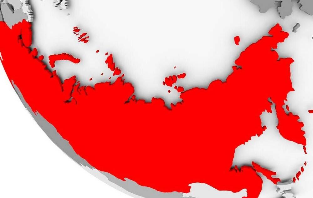 Russland wendet sich von Europa ab