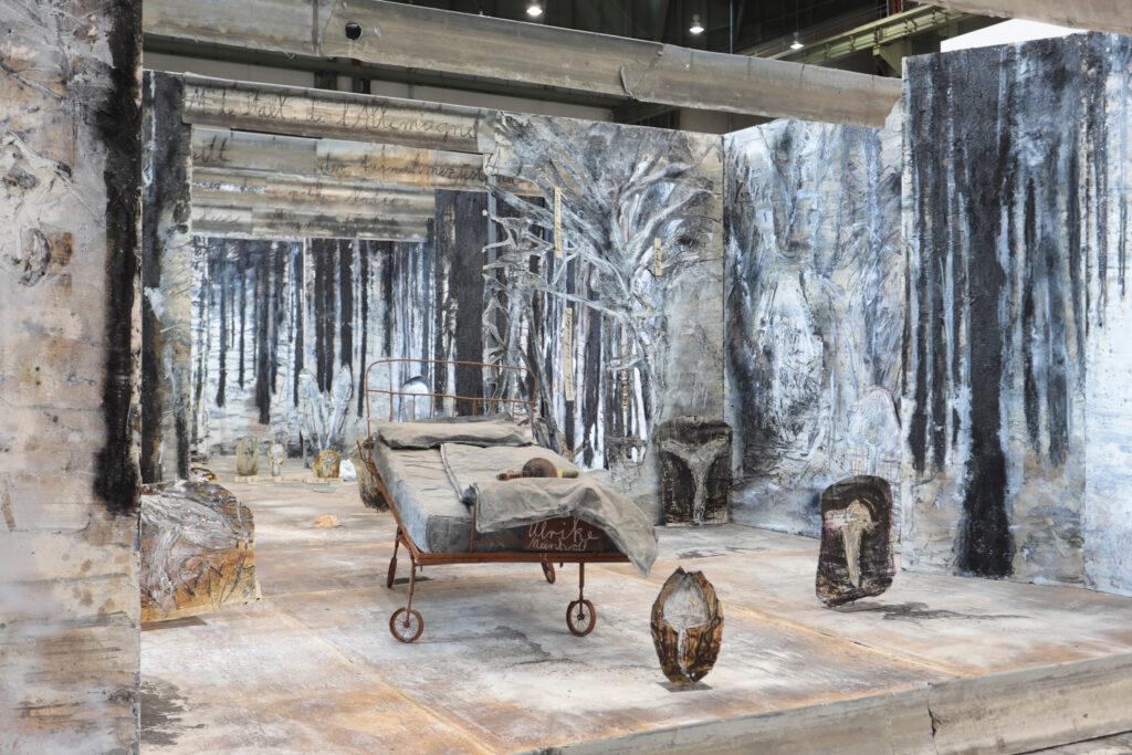 """Anselm Kiefer: """"Winterreise"""" in der Ausstellung """"Diversity United"""""""