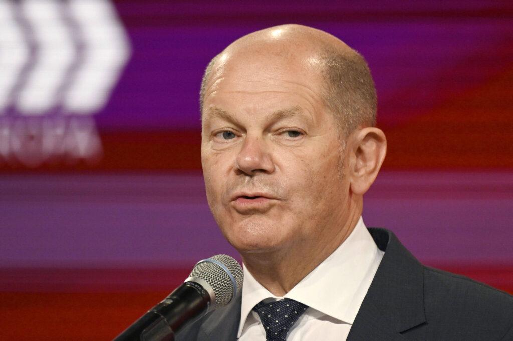 Olaf Scholz über Russland
