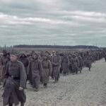 Wer zurückfällt, wird erschossen: Sowjetische Kriegsgefangene bei Smolensk 1941