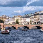 St. Petersburg, Anitschkow-Brücke