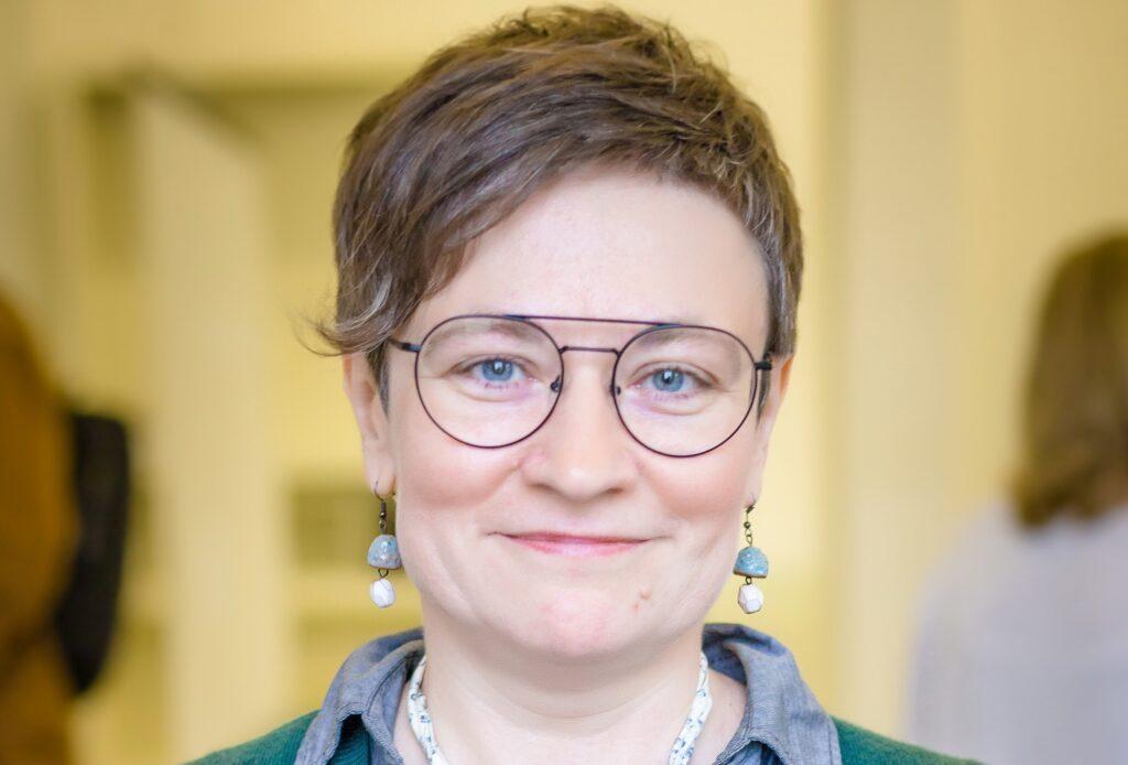 Olga Shparaga Belarus Die Revolution hat ein weibliches Gesicht