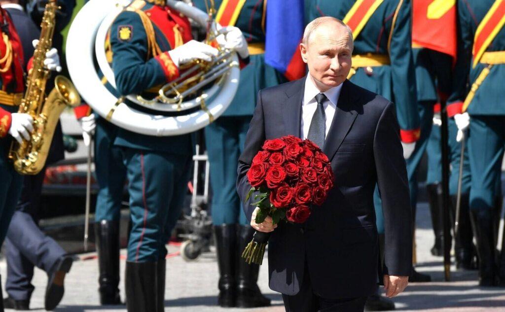 Putin am Gedenktag 22 6 2021