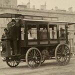 Konnte an die 25 Menschen transportieren: der Omnibus von Ippolit Romanow.