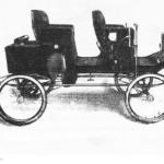 Eines der erste russischen Autos: der Dux