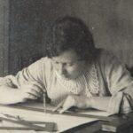 Alexandra Nikolaevna Tschistjakowa, geboren 1917, arbeitete während des Kriegs an der Konstruktion von Chemieanlagen für die Gas- und Erdölförderung in Sibirien.