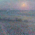 Nikolai Meschtscherin, Mondnacht, 1905