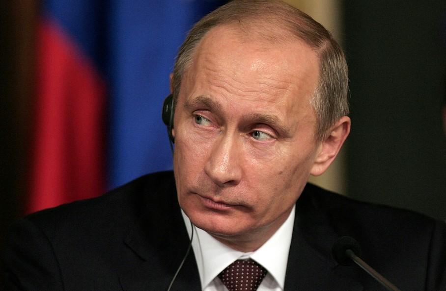 Putin in Venezuala 2010
