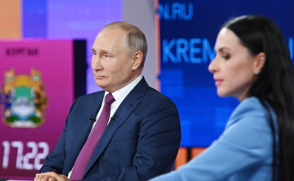 Putin der direkte Draht, 30.6.2021