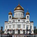 Neuer Glanz: die Christ-Erlöser-Kathedrale nach dem Wiederaufbau