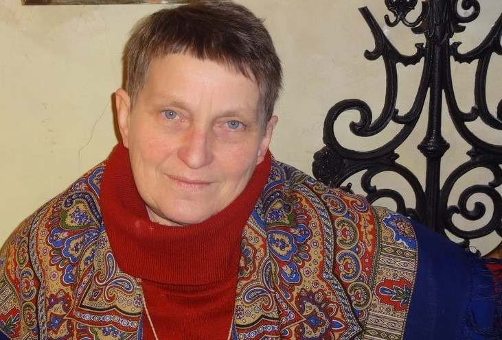 Liebt die deutsche Sprache: die russische Übersetzerin Irina Alexejewa
