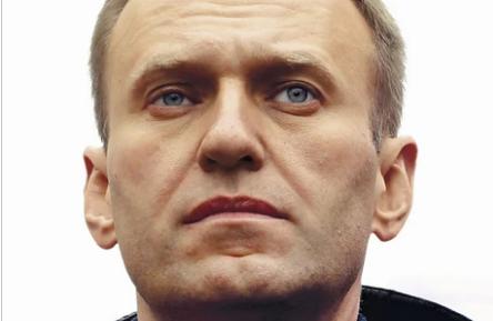 Nawalny Buchtitel Hoffmann und Campe