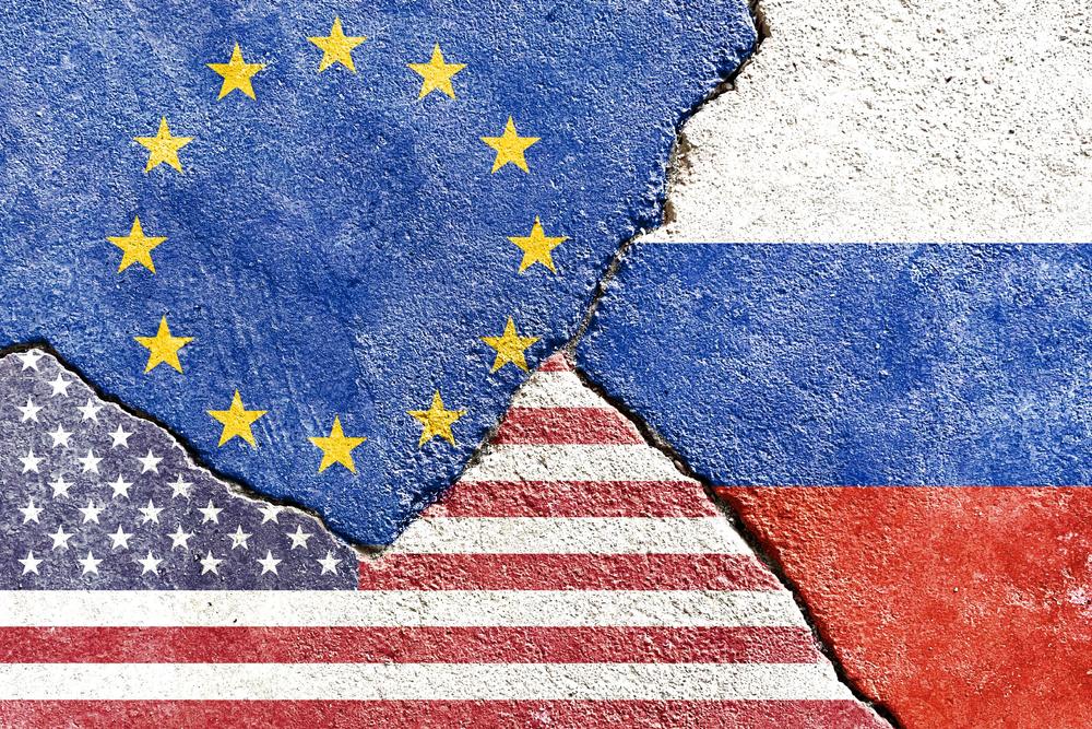 Russland USA EU Europa